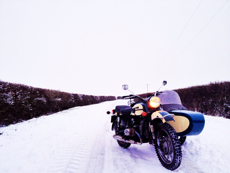 Show Us Your Sidecars. [Archive] - ::. UKGSer .::